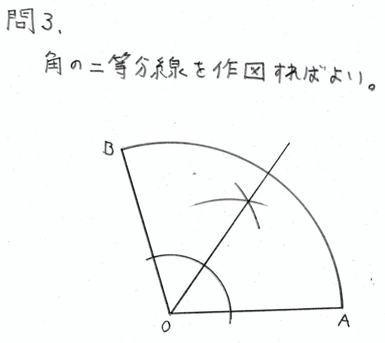 北海道公立高校入試数学2012(解説)
