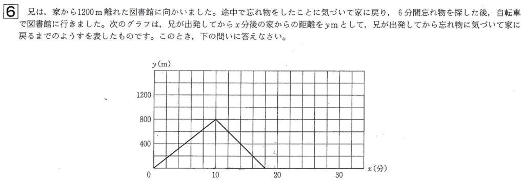 北海道学力テスト中3数学2017年総合A過去問題